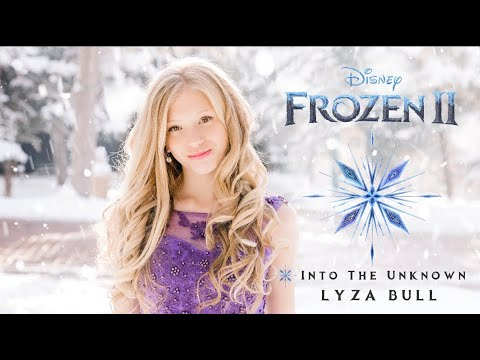 "Idina Menzel, AURORA - Into the Unknown (From ""Frozen 2"") Panic! At The Disco - Cover by Lyza Bull"