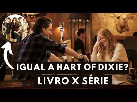 LIVRO X SÉRIE | VIRGIN RIVER | Escritora Whovian