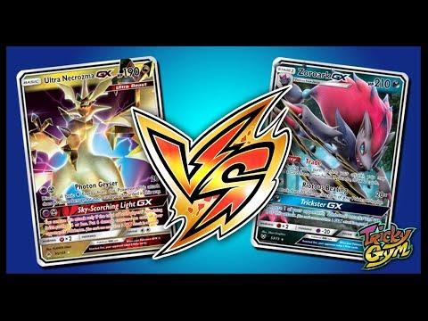 Ultra Necrozma GX / Malamar vs Zoroark GX / Garbodor – Pokemon TCG Online Tournament