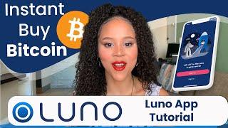 Wie man Bitcoin am Luno-Austausch tragt