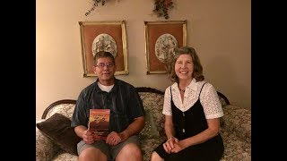 Authors, Wallace E. Martin and Jean Ann Shirey, discuss Parallels of Light.