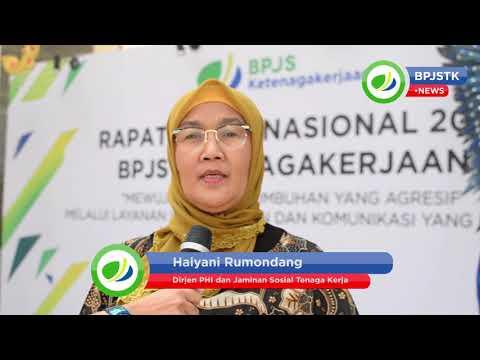 BPJSTK NEWS - Rapat Kerja Nasional BPJS Ketenagakerjaan Tahun 2018