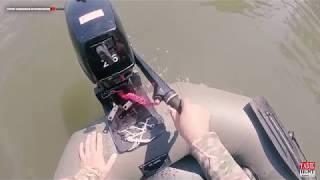 Транец навесной для лодок trout pro