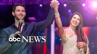 All the details from Priyanka Chopra and Nick Jonas' wedding