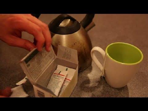 Caffè e prurito di passaggio posteriore