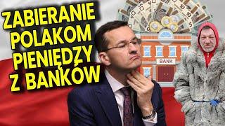 Zabieranie Polakom Pieniędzy z Kont Bankowych! Jak PIS Dławi Góralskie Veto!