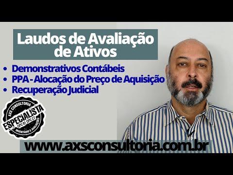 Laudos de Avaliação de Ativos Consultoria Empresarial Passivo Bancário Ativo Imobilizado Ativo Fixo