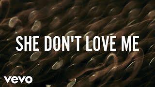 ZAYN - SHE DON'T LOVE ME (Lyric Video) - YouTube