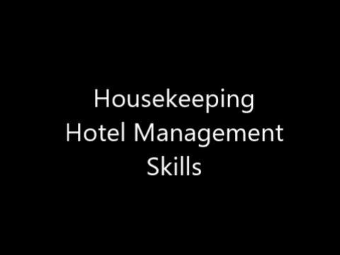 mp4 Housekeeping Key Skills, download Housekeeping Key Skills video klip Housekeeping Key Skills