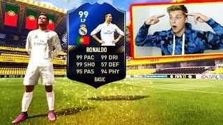 FIFA 17 - TOTY PACK OPENING + 3 WALKOUTS!! ⛔️😜 99 RONALDO, MESSI FUT DRAFT - ULTIMATE TEAM (DEUTSCH)
