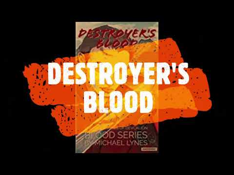 Destroyer's Blood Book Trailer