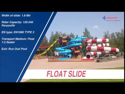 108 Crazy Cruise Float Slide