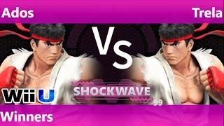 SW Plano 99 - Ados (Ryu) vs PG | Trela (Ryu) Winners - Smash 4