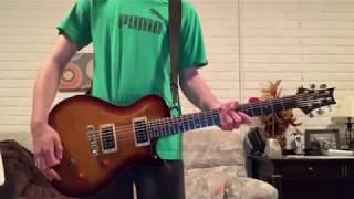 Skillet   Legendary (Guitar Cover Wtabs In Description)