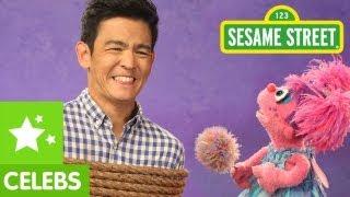 Sesame Street: John Cho&Abby Cadabby explain Sturdy