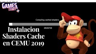 super smash bros wii u cemu shader cache - Kênh video giải