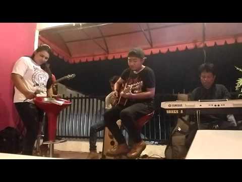 Mau Dibawa Kemana (Jazz Cover) - NZem Alkatiri at ReeBot Resto & Cafe