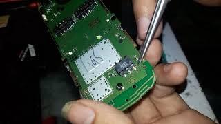 Nokia 105 Ta-1034 Hang on Nokia Logo 100% ok Solution by