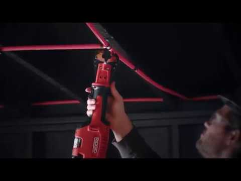 The All-New RIDGID PEX-One Tool
