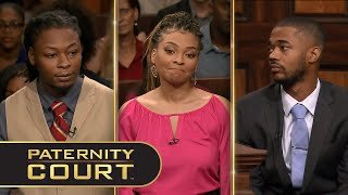 Patterson v. Knight: Two Alabama men appear in court, both firm in the belief that they fathered the defendant's four-year-old son.  Subscribe: https://bit.ly/PaternityCourtYT   Follow Paternity Court on Social Media: Facebook: https://www.facebook.com/PaternityCourt/ Twitter: https://twitter.com/PaternityCourt Instagram: @PaternityCourtTV  Follow MGM Television on Social Media: Facebook: https://www.facebook.com/MGMTelevision Twitter: https://twitter.com/MGMTelevision  Instagram: @MGM_Television  Two Men Fight For Fatherhood (Full Episode) | Paternity Court https://youtu.be/9vBAY49UaZo  #PaternityCourt #LaurenLake  Season 6, Episode 5