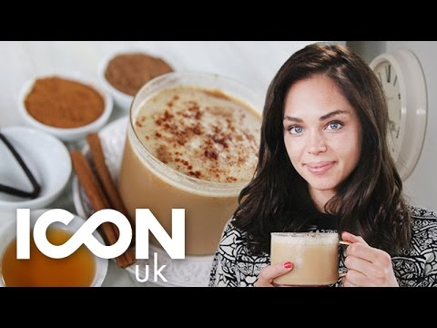 Video Healthy Winter Chai Tea Latte | Danielle Hayley