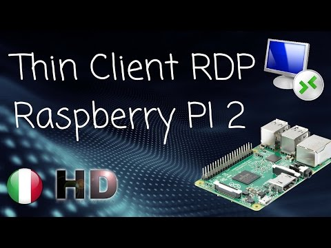 Raspberry Pi Thin Client - смотреть онлайн на Hah Life