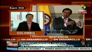 preview picture of video 'Burocracia colombiana aún tratará de destituir a Gustavo Petro'
