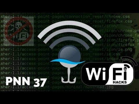 Video Cara Membobol Wifi Gratis, NgeHack Wifi - PNN Eps 37