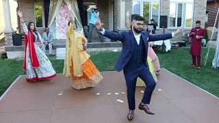 Cousins Surprise Dance Performance At Engagement Party