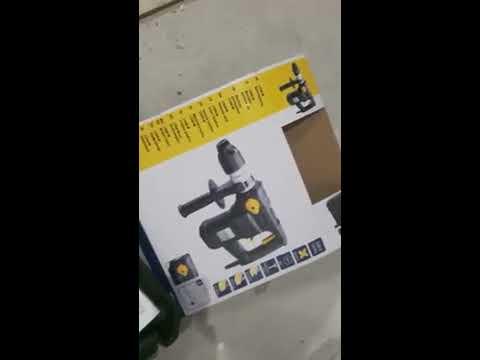 Test młoto wiertarki z OBI za 299 zł