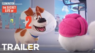 The Secret Life Of Pets 2   The Busy Bee Trailer [HD]   Illumination