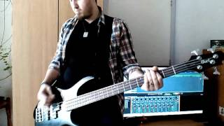 Volbeat   The Devil's Bleeding Crown (Bass Cover)