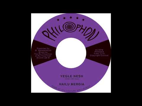 Hailu Mergia - Yegle Nesh