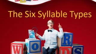 Teaching The Six Syllable Types   Carrie Cady