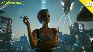 Cyberpunk 2077 - Ep 20 - Mauvaise nouvelle - Let's Play FR HD