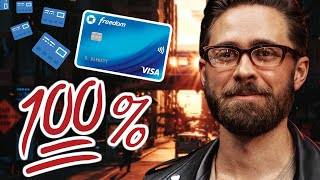 Chase FREEDOM Unlimited Credit Card REVIEW 100% APPROVAL 2019