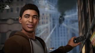 Spider-Man PS4 Miles Morales Teaser (E3 2017)