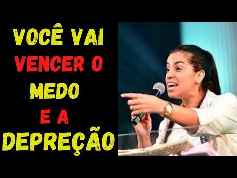 MISSIONRIA CAMILA BARROS - PREGAO FORTE - VENCENDO O MEDO DA ANGUSTIA, DA ANSIEDADE E DEPREO