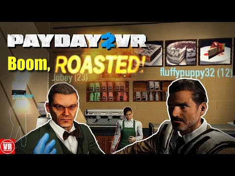 Payday 2 - Boom, Roasted!