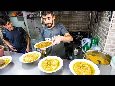 The Ultimate JERUSALEM FOOD TOUR + Attractions - Palestinian Food and Israeli Food in Old Jerusalem!
