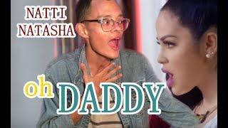 VENEZOLANO REACCIONA A Natti Natasha - Oh Daddy [Official Video]
