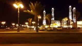 preview picture of video 'Tabuk Jameha Al-Walidaiiin جامع الوالدين طريق الارد ن تبوك'