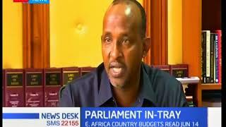 Majority leader Aden Duale breaks down the house business as legislators resume