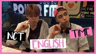 NCT ENGLISH TIME