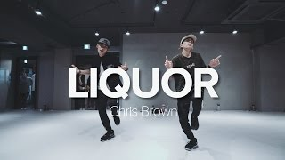 Liquor - Chris Brown / Junho Lee Choreography