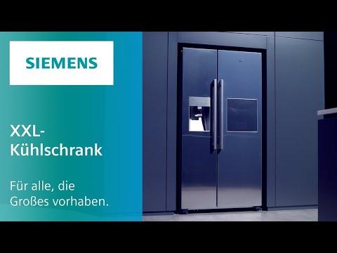 XXL Kühlschrank von Siemens: Für alle, die Großes vorhaben