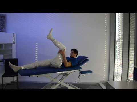 Starke Schmerzen an der Rückenverlängerung