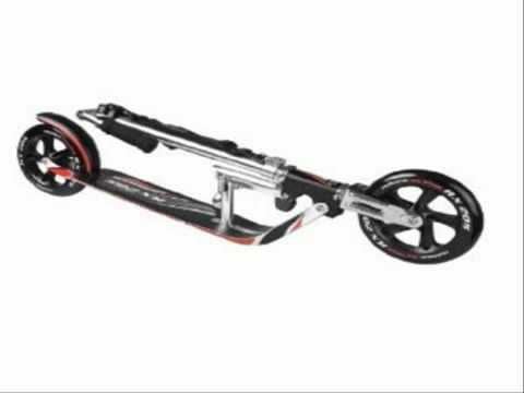 Hudora 14724 - Big Wheel RX 205, 205 mm Rollen, Racing Design