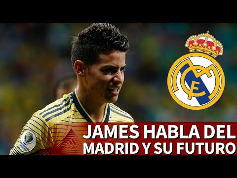 James Rodríguez habló de su futuro y de la postura del Real Madrid | Diario AS