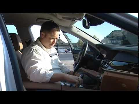 BMW 7-Series 2008 | Unexpected Pleasures of BMW's 7-Series | Luxury | Drive.com.au